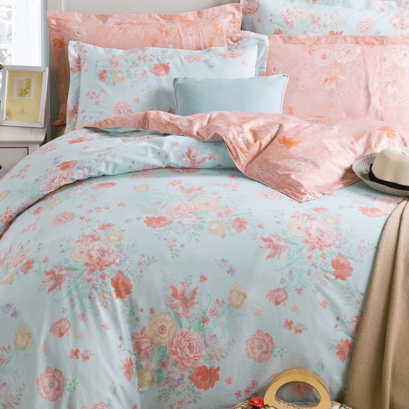 Laura Ashley 100 Gentlewomen Piece Cotton Bedding Set