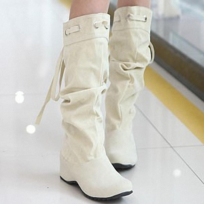 Гаджет  Free shipping 4 color half boots women lady boot winter footwear wedge shoes fashion sexy snow warm EUR size 34-43 None Обувь