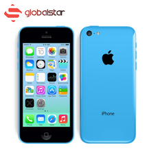 Buy Unlocked Original Apple iPhone 5C Smartphone 4.0 inch Screen Dual Core IOS Mobile Phone 8.0MP camera WIFI GPS Cell Phone for $102.31 in AliExpress store