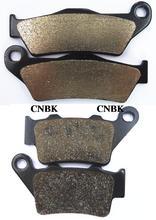 Sintered Brake Pads Set fit KTM 400 SX / EXC EGS Racing SX400 2000 2001 2002 - CNBK Store store