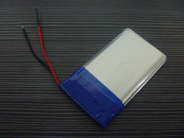 Shenzhen lithium polymer lithium battery factory production Spot A green industrial battery products(China (Mainland))