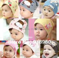 baby beanie photography props,35 colors animal pattern design baby boy hats and baby girl hat kids hat newborn accessories