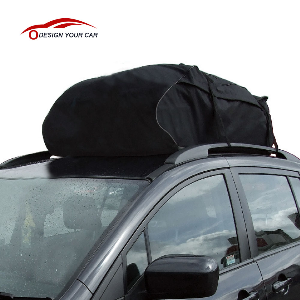 Universal Car Roof Top Bag Rack Cargo Carrier Luggage Storage Travel Waterproof Touring SUV Van(China (Mainland))