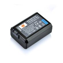 DSTE 1950 mAh NP-FW50 Rechargeable Battery For Sony NEX-7 NEX-5N NEX-F3 SLT-A37 A7 NEX-5R NEX-6 NEX-3 NEX-3A
