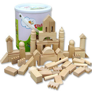 Natural wooden baby toy Child educational building blocks wood toys<br><br>Aliexpress