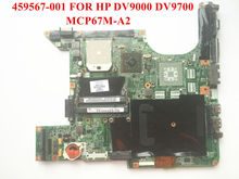 Free shipping for  HP Pavilion DV9000 Laptop AMD CPU Motherboard 450800-001 459567-001 466037-001   fully TESTED