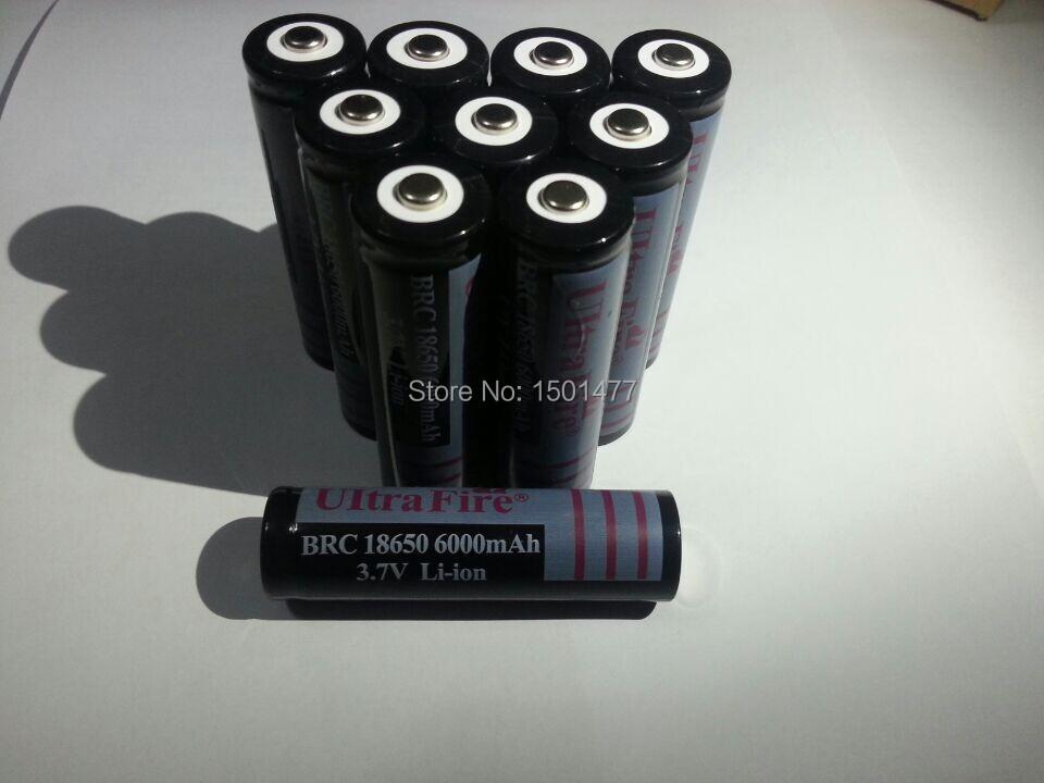 Аккумулятор 6 X 18650