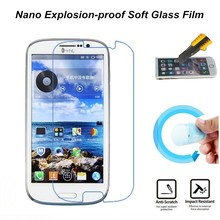 Buy Nano Explosion-proof Soft Glass Protective Film Screen Protector THL W8 T3 Protective Film for $1.09 in AliExpress store