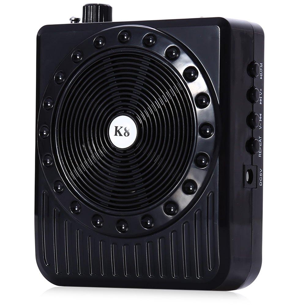 Hot Selling Wireless loudspeaker Digital Megaphone Amplifiers Portable External Microphone Audio Speaker(China (Mainland))