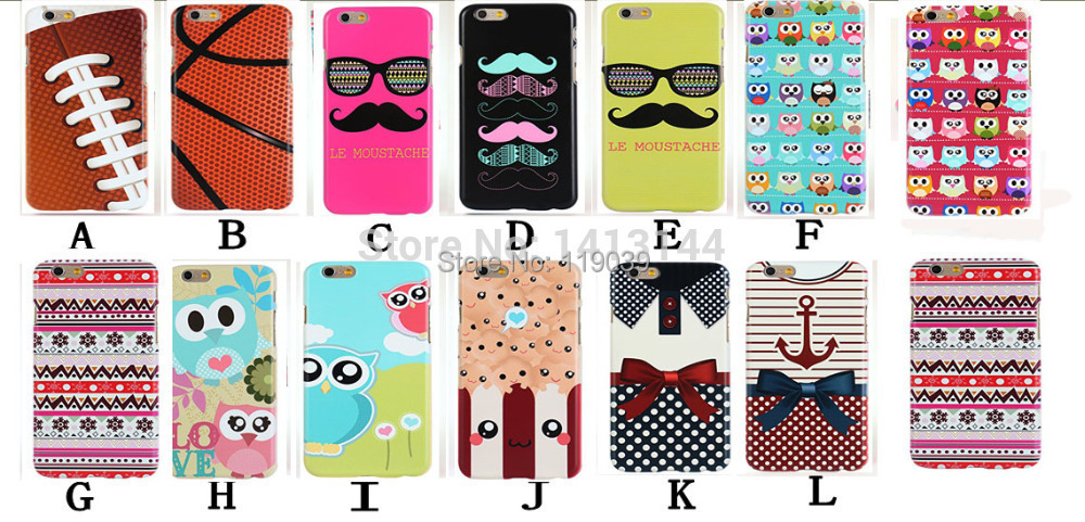 Case Alcatel One Touch Pop C7 New Fashion Ice Cream Lovely Bubble Cute Cartoon Baby Hard Phone Cases Bags Cover Skin C 7 - Accessory's World store