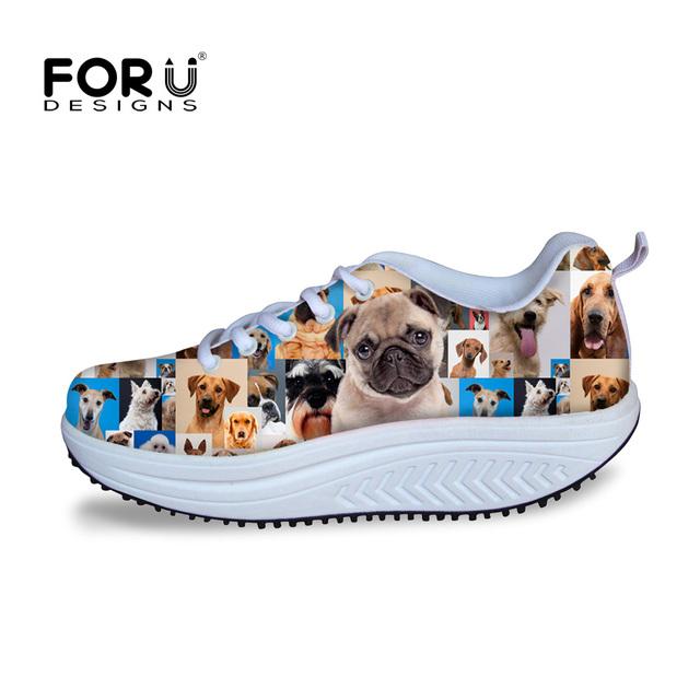 2016 мода женщин на высоких каблуках платформы качели обувь свободного покроя 3D ...