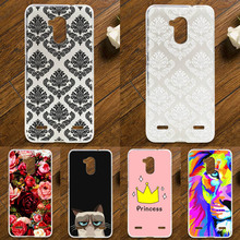 Soft Silicone ZTE Blade V7 Lite Case Cover Colored Paiting - Shenzhen New Crown Tech store