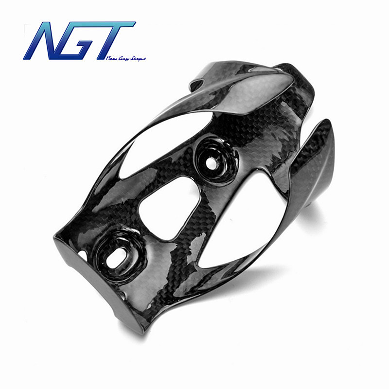 New Guy Steps Profile Design 3K Glossy Carbon MTB bike Cages Wholesale Bicycle Products Cycling Water Bottle Cages(China (Mainland))