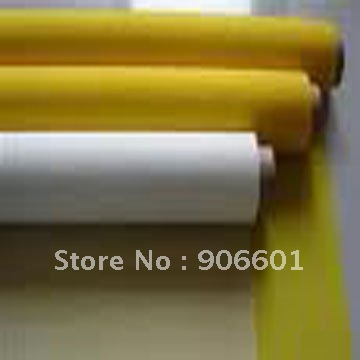 """165T 420mesh polyester printing screen mesh 165T-31 width:127cm (50""""), white color and free shipping(China (Mainland))"""