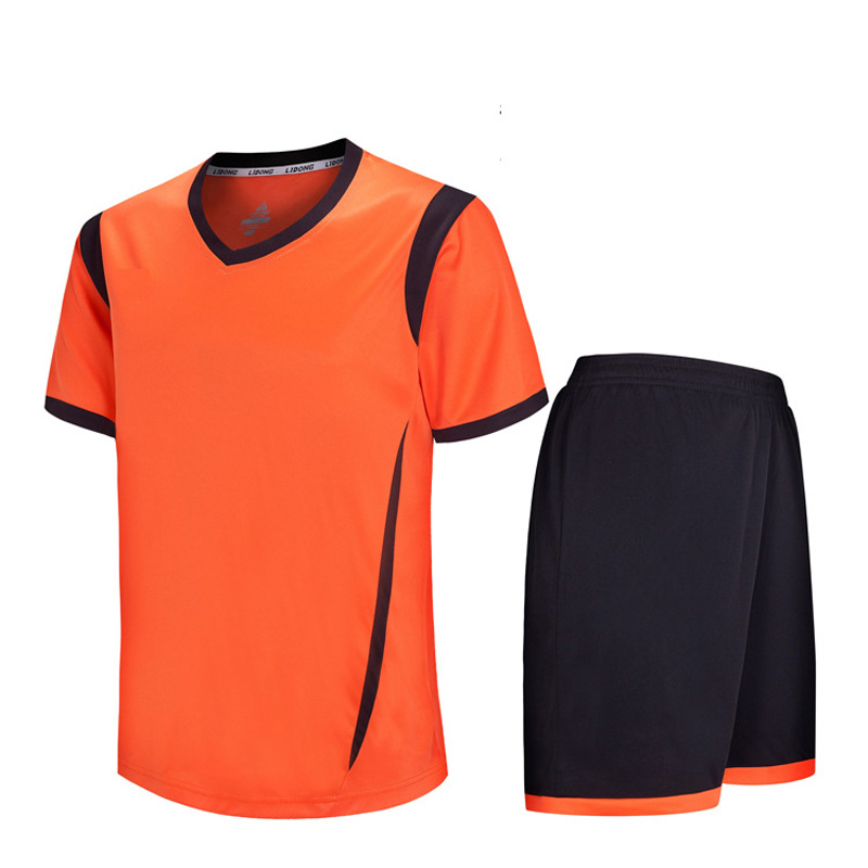 Light Version Soccer Tracksuit Kids Football Kits 2015/16 Youth Soccer Jersey Survetement Football Training Football Custom DIY(China (Mainland))