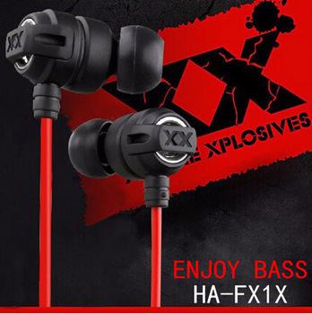 Ha-fx1x 3.5 мм наушники-вкладыши гарнитуры супербаса стерео наушники для мобильного телефона mp3-mp4 бесплатная доставка