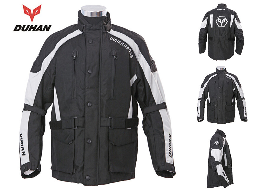 DUHAN Motorcycle Riding Jackets winter motorcycle jacket men warm motorcycle jackets for men motorcycle protective clothing