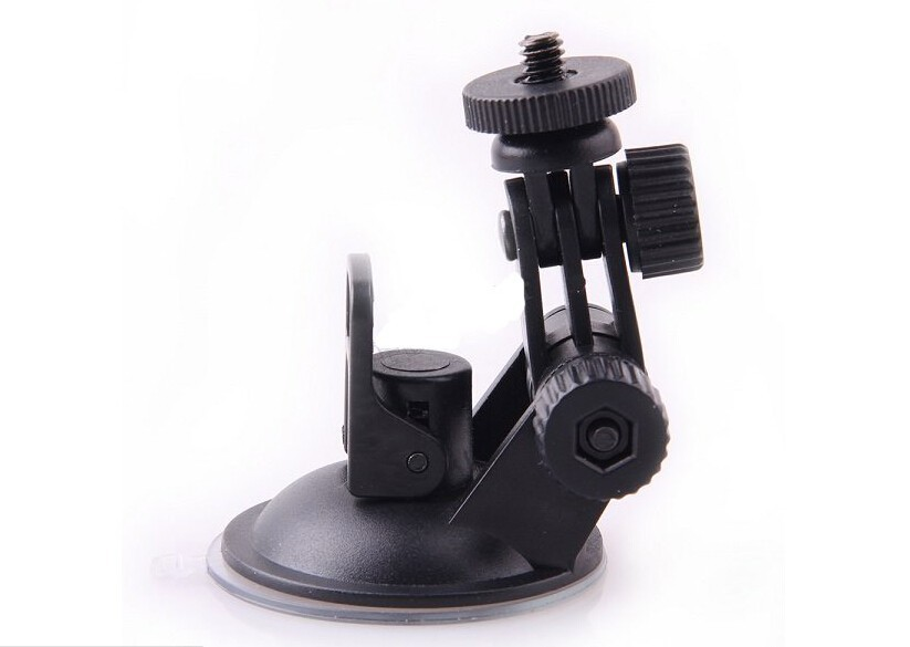 Suction cup bracket with Car Charger For SJ series Action Cam Caemera SJ6000 SJCAM SJ4000 gopro