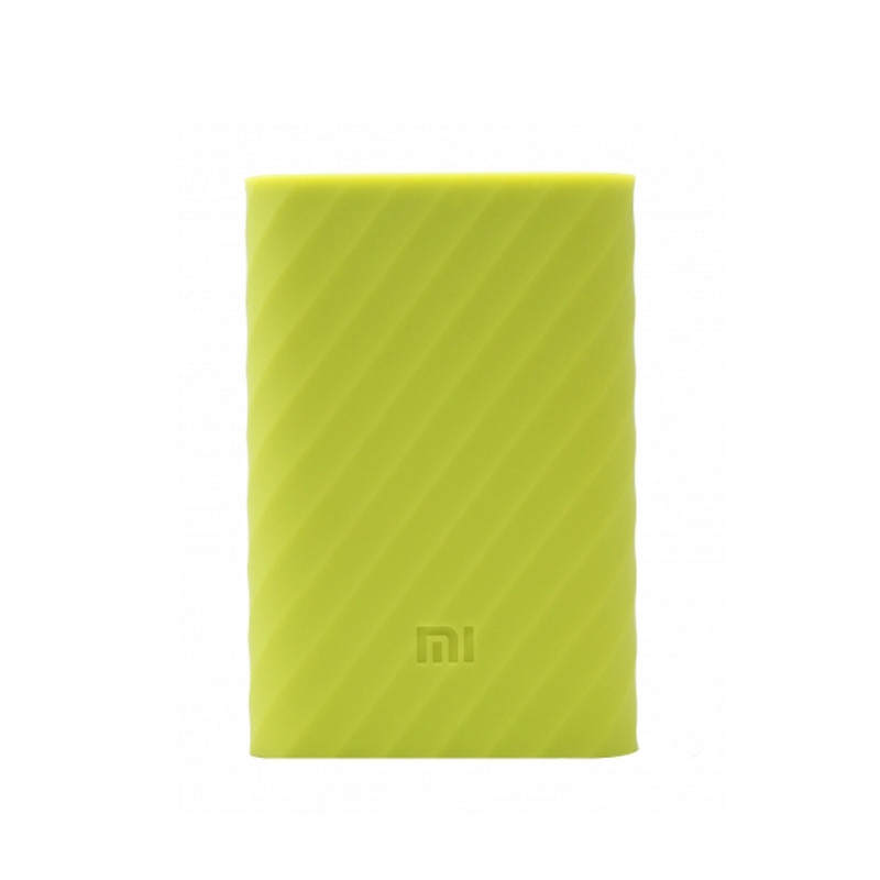 image for Silicone Protector Case Cover Sleeve For Xiaomi 10000 Mah Case MI 1000