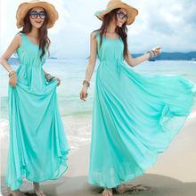 2016 nuovo vestito da stile della boemia per la donna incinta estate solido 2 colori delle donne incinte vestiti di maternità vestito dalla spiaggia, yb006(China (Mainland))