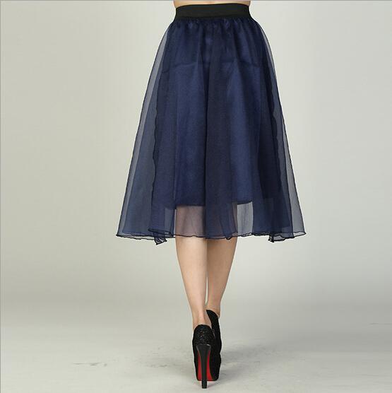 Женская юбка New Brand Skirts Saias 2015 Longa Etek Faldas Sasia Faminina Jupe HY814 HY814 Skirts women