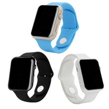 Gu08 bluetooth-смарт часы наручные часы спорт мужская наручные часы для Apple , iPhone 4 5S 6 плюс Samsung Huawei Xiaomi HTC противоположном
