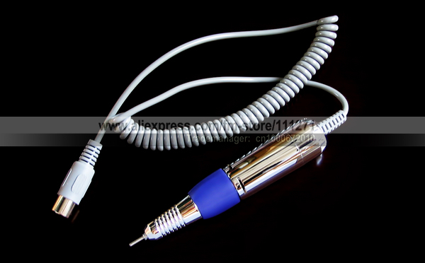 1pc - Handle / Handpiece (Blue) / 20K rpm for Nail Drill (202/278/288)- Electric Nail Manicure /Pedicure machine -Free Shipping