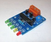Buy 5 LED VU Meter Driver Module Audio Level Indicator / Power Meter Board Level Indicating 5-12V dc for $4.57 in AliExpress store