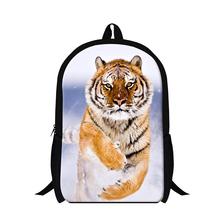 Buy Chrismas gift Animal Print Backpack teens,tiger leopard back pack magazine children,cool bookbag,school bag college for $19.97 in AliExpress store