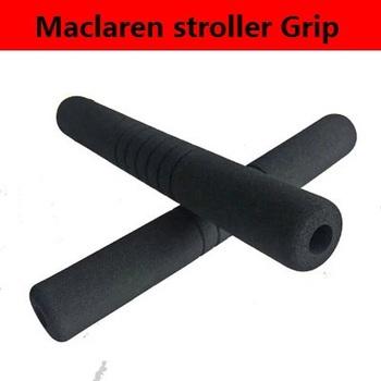 2pcs/lot Maclaren Stroller original armrests Handle Grip Covers sleeve QUEST/Triumph/VOLO accessories