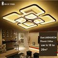 New Modern LED Chandeliers For Living Room Bedroom Restaurant Light Led Chandeliers ceiling Indoor Lighting Fixture