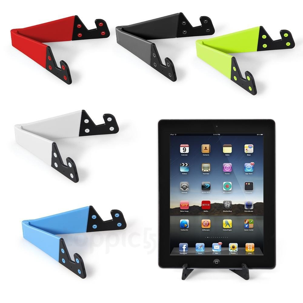 Universal Foldable Mobile Cell Phone Stand Holder for Smartphone & Tablet PC(China (Mainland))