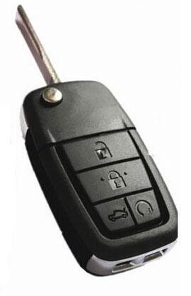 5 PCS/LOT, 4 + Panic 5 Buttons Remote Key Fob Case Shell & Key Blank For Pontiac G8(China (Mainland))