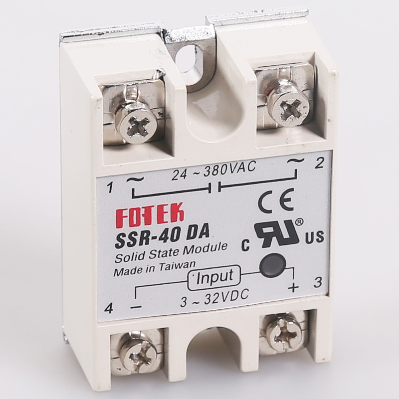 Digital PID Temperature Controller Thermostat REX-C100 + Max.40A SSR Relay + K Thermocouple Probe(China (Mainland))