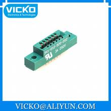 [VK] 341-012-521-202 CARDEDGE 12POS DL .100 GREEN Card Edge Connectors - VICKO (HK store ELECTRONICS TECHNOLOGY CO LIMITED)