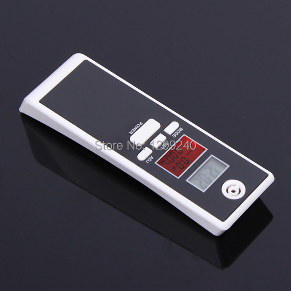 Professional Digital Portable Alcohol Breath Tester Breathalyzer Analyzer Detection LCD Display Backlight Alcoholicity Meter(China (Mainland))