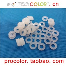 Buy O-rings silicone rubber gasket silicone gasket seal White silicone gasket OD 29MM *Hollow plug inner hole 22mm *thick 1.5mm for $11.96 in AliExpress store