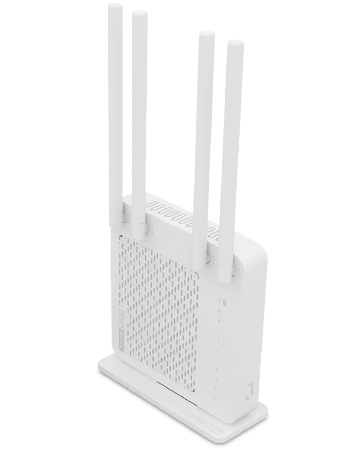 TOTOLINK A850R 1200Mpbs smart AC 802.11ac dual band Wireless Router Wifi Router Repeater with 4*5dbi antennas English Firmware(China (Mainland))