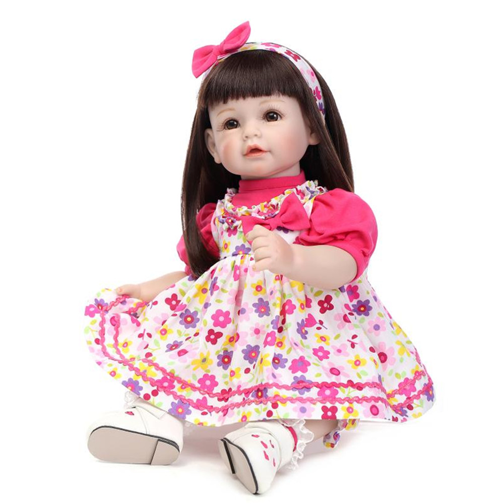 Free Shipping 2016 New Design Silicone Girl Doll with ...