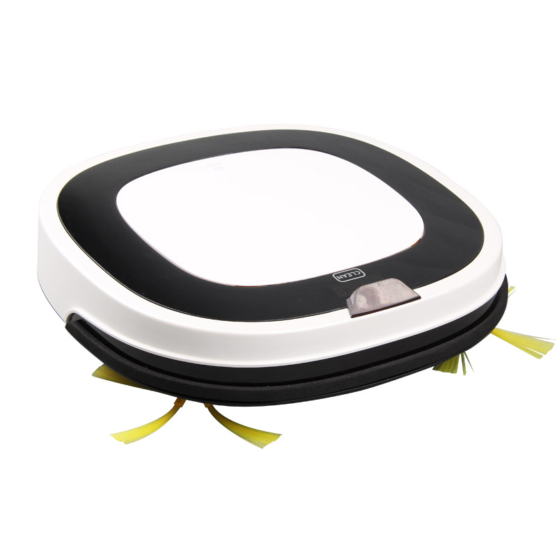 Cyclone dust collector D5501 smart Dry and wet Mop white Robot Vacuum Cleaner for Home, Auto charge, HEPA Filter, Sensor(China (Mainland))