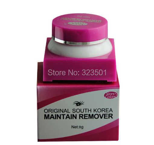 8g Eyelash Gel Remover Natural cream remover Eyelash Extension Protein Remover,Cream Eyelash Remover adhesive remover<br><br>Aliexpress