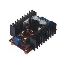 150W 10-32V to 12-35V DC/DC Converter Boost Charger Power Converter Modules Adjustable Notebook Car Power