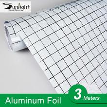 3M/Lot Kitchen Self Adhesive PVC Wallpaper Roll Mosaic Wallpapers Bathroom Waterproof Wall Stickers Paper Home Decor - Sunlight Co.,Ltd store