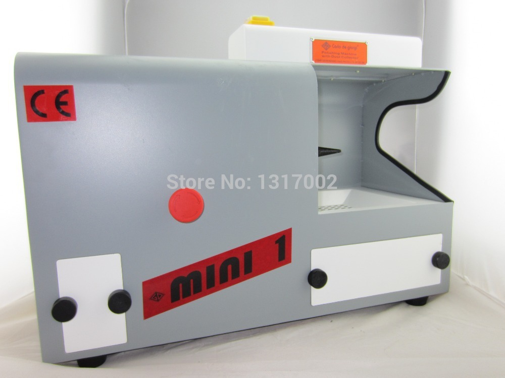 Promotion !!! Polishing Machine with Dust Collector, single head polisher, Jewelry Making Tools & Equipment Wholesale & Retail(China (Mainland))