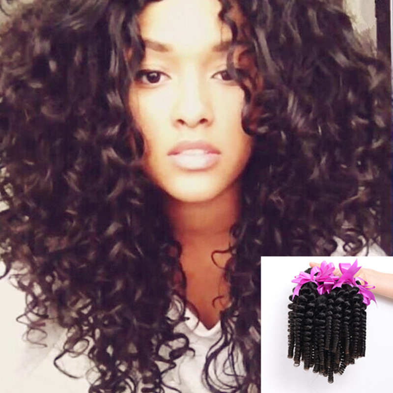 rosa hair products afro kinky curly virgin hair 3pcs lot indian curly virgin hair 7a unprocessed virgin human hair<br><br>Aliexpress