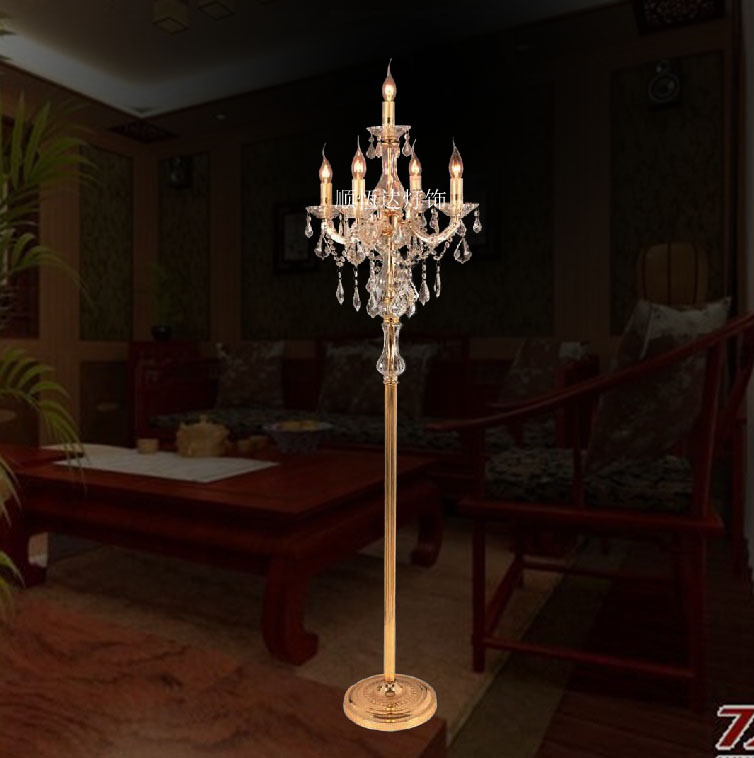 Lamp 1000w Picture More Detailed Picture About European Crystal Floor Lamp