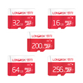 Londisk Real Capacity 16GB 32GB 64GB Micro SD 256gb 200gb Micro Memory Card Class10 UHS 3