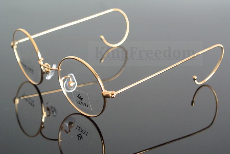 Gold Wire Eyeglass Frames : Popular Wire Eyeglass Frames-Buy Cheap Wire Eyeglass ...