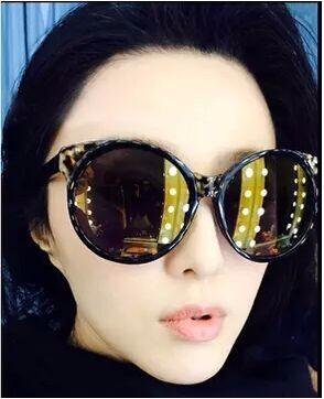 10 Style 2015 New Brand Fashion Designer Vintage Retro Semi-Rim Round