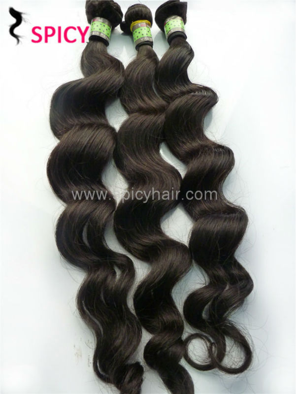 "Фотография 12""-30"" 10pcs lot Peruvian Hair Extensions 100% Grade 7A Natural Unprocessed Hair"